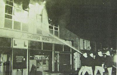 Ammanford Fire Station A Brief History Ammanford